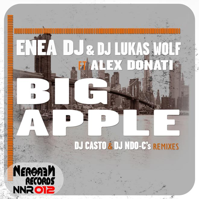 Big Apple Cover NNR012