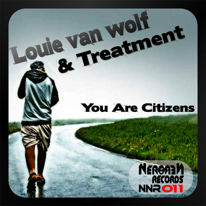 You Are Citizens Cover NNR011