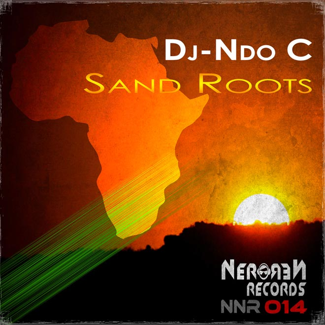 Sand Roots Cover NNR014